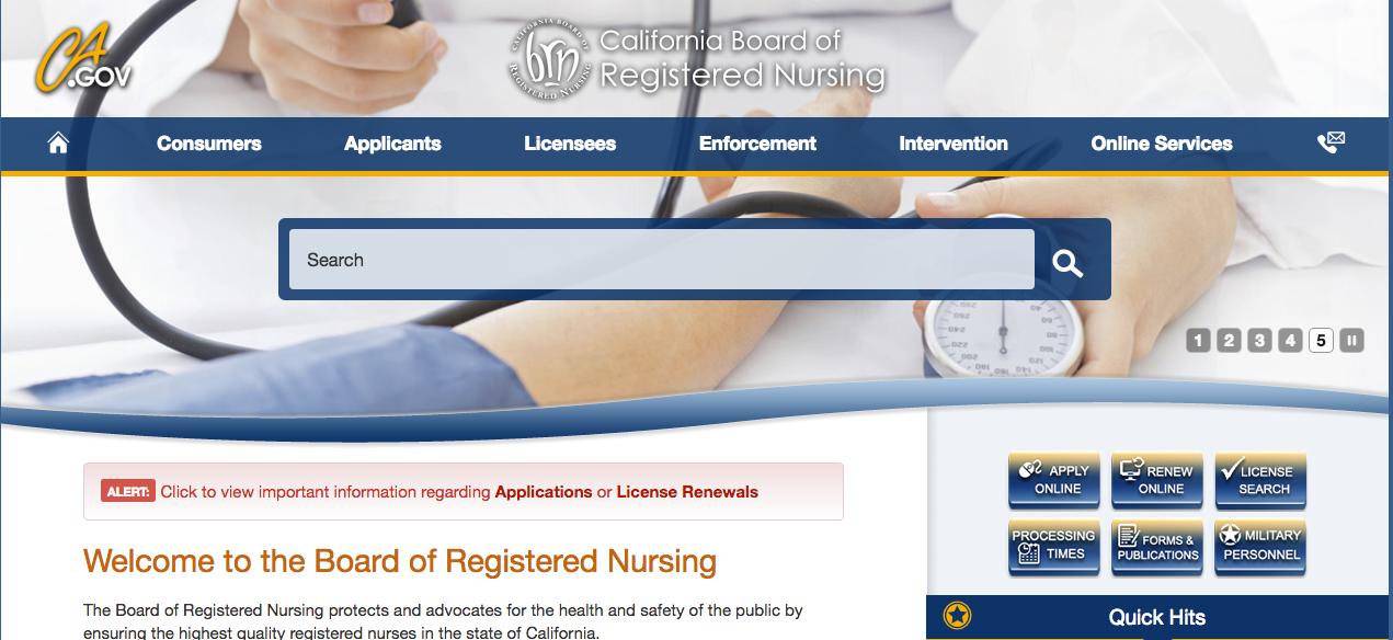 """RN License Verification CA"""