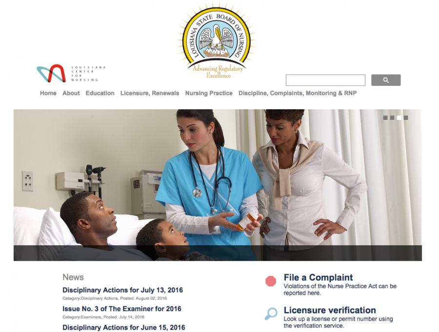 Oklahoma Nursing License Verify
